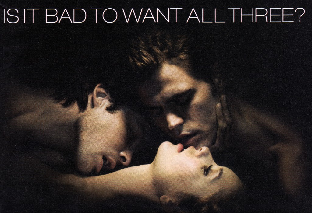 The Vampire Diaries - Is It Bad To Want All Three?
