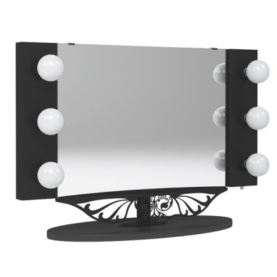 Broadway Lighted Vanity Makeup Desk from Vanity Girl Hollywood
